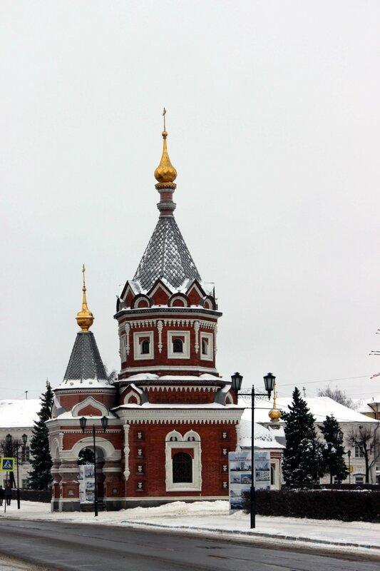 Ярославль. Достопримечательности