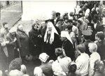 Храм Тихона 1992г. 30 сентября освящение храма Святейшим Патриархом Московским Алексеем вторым.jpg