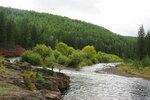 Река Куленга (левый приток Лены)