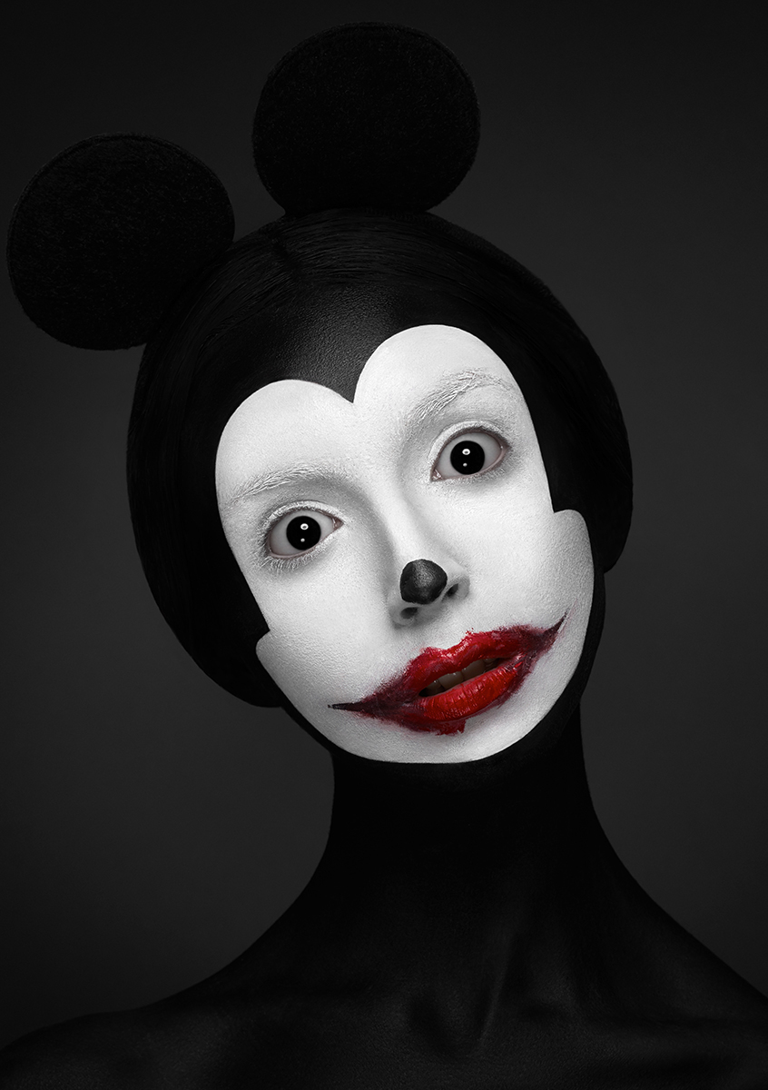 Crazy Mickey / фотограф Алекс Маликов