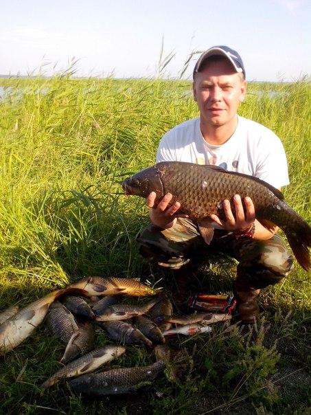 Порыбачили на озере Урефты (13.07.2015)