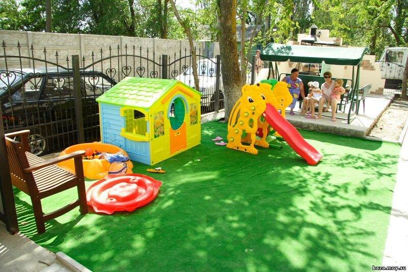 Детские площадки своими руками для детей