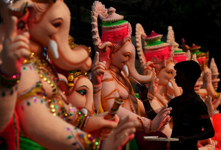 В Индии празднуют День рождения Ганеша 0 1454b7 46a29f9f orig