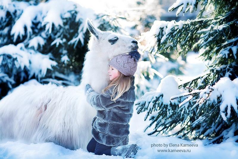 Зимняя сказка от детского фотографа 0 136304 5446fcde orig
