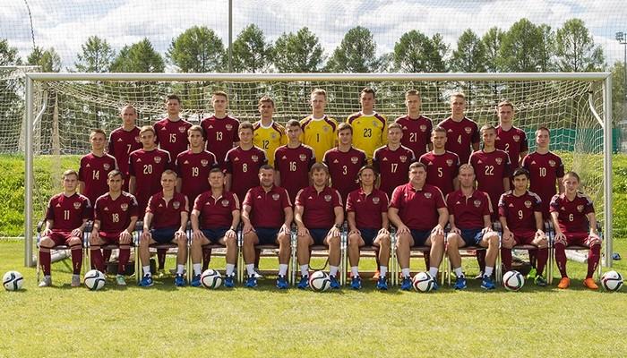 Юношеская сборная России 1999 года рождения