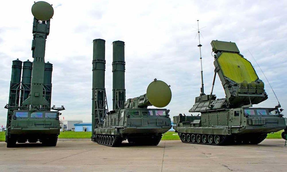 Единственная в мире мобильная зенитная система, способная перехватывать баллистические ракеты с даль