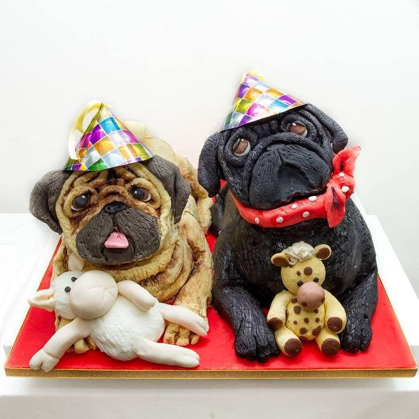 20 самых креативных тортов, слишком красивых, чтобы их есть