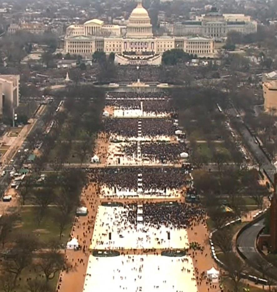 Секретарь Трампа раскритиковал СМИ за«лживые» репортажи обинаугурации