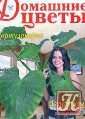 Журнал Книга Домашние цветы № 7 (70) 2013