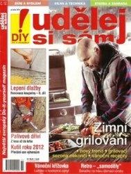 Журнал Udelej si sam №12 2012