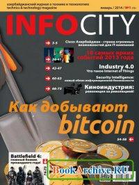 Журнал InfoCity №1 (январь 2014)