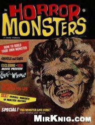 Журнал Horror Monsters 1961 №01