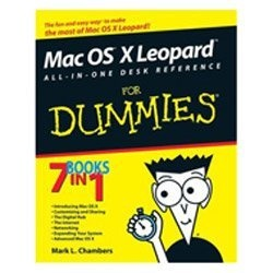 Книга Mac OS X Leopard All-in-One Desk Reference For Dummies (For Dummies (Computer/Tech))