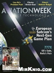 Журнал Aviation Week & Space Technology №9 2013