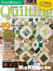 Журнал Love of Quilting March/April 2013