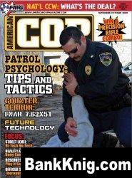 Журнал American Cop 2009-09-10 pdf 17,56Мб