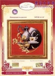 Журнал Золотое Руно СЖ-006 Натюрмотр на красном