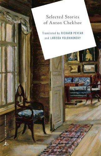 Книга Selected Stories of Anton Chekhov