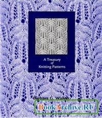 Книга A Treasury of Knitting Patterns.