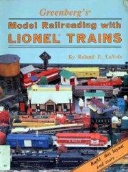 Книга Greenberg's Model Railroading With Lionel Trains