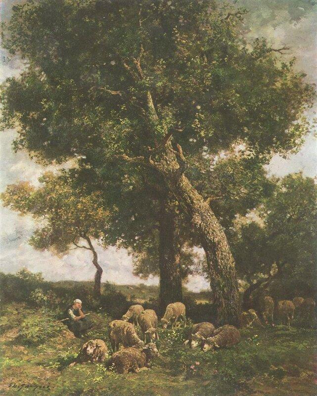 Из собрания шедевров мировой живописи... (546).jpg