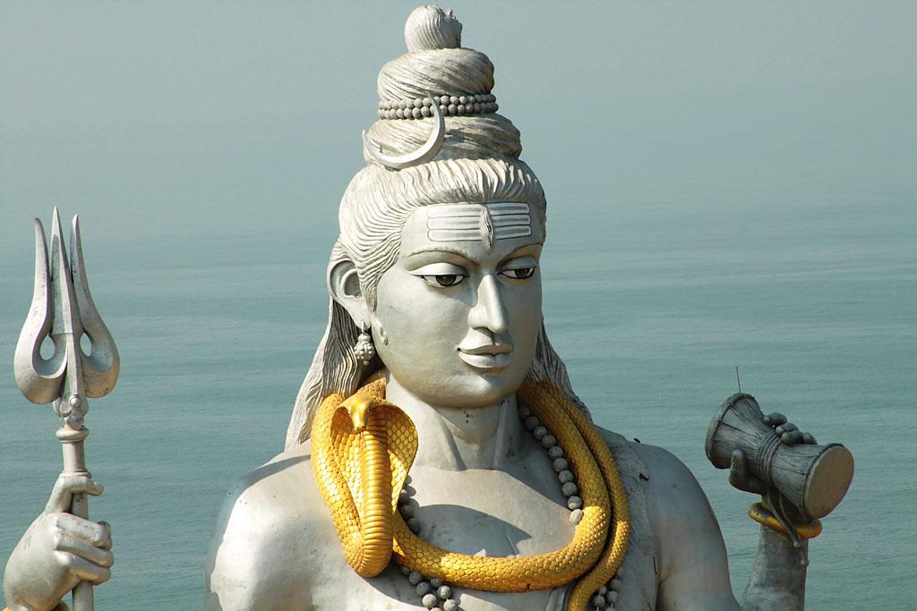 Фото 19. Индийский Бог Шива. Экскурсии на Гоа. Отзывы