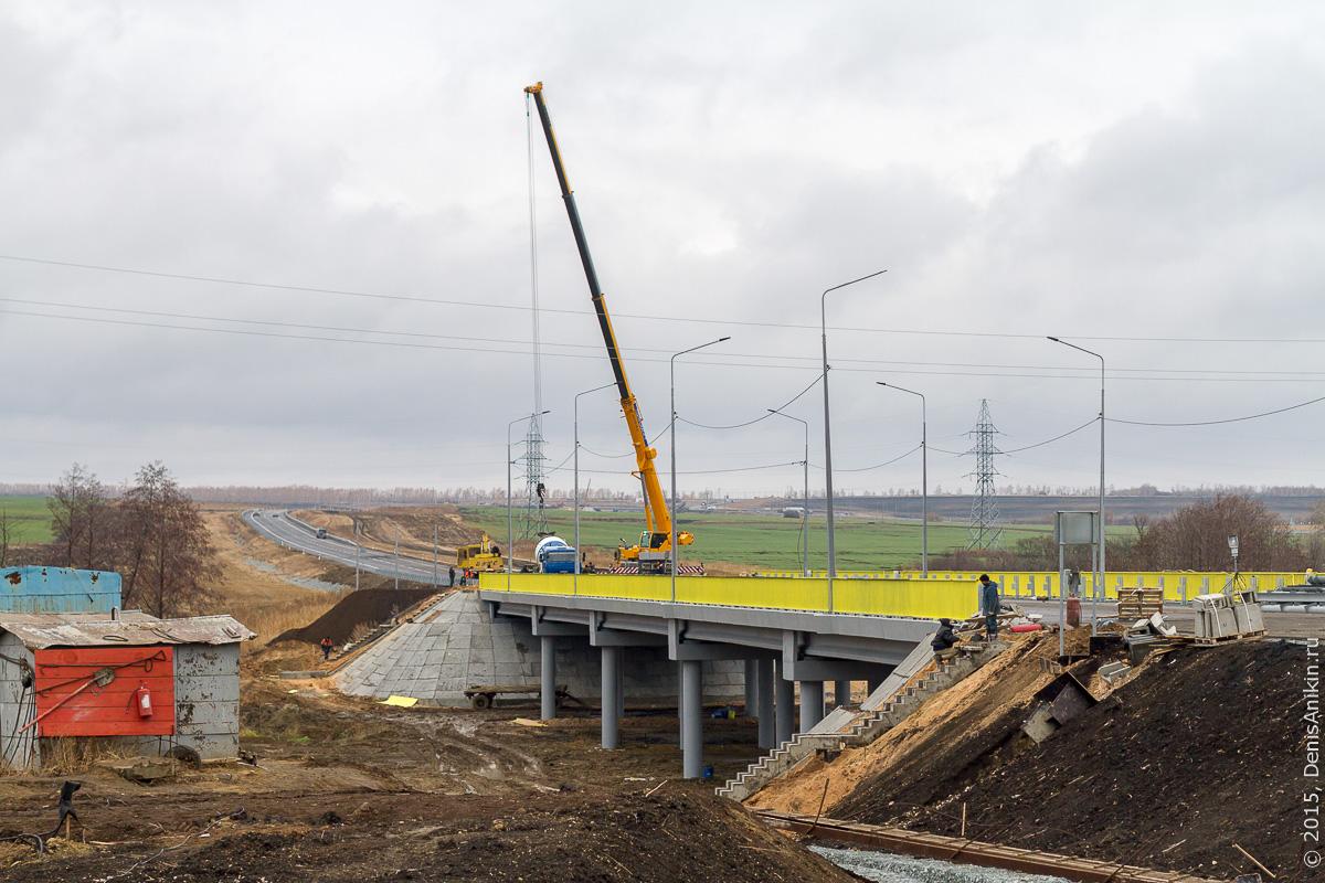 Строительство автодороги в обход Елшанки 17