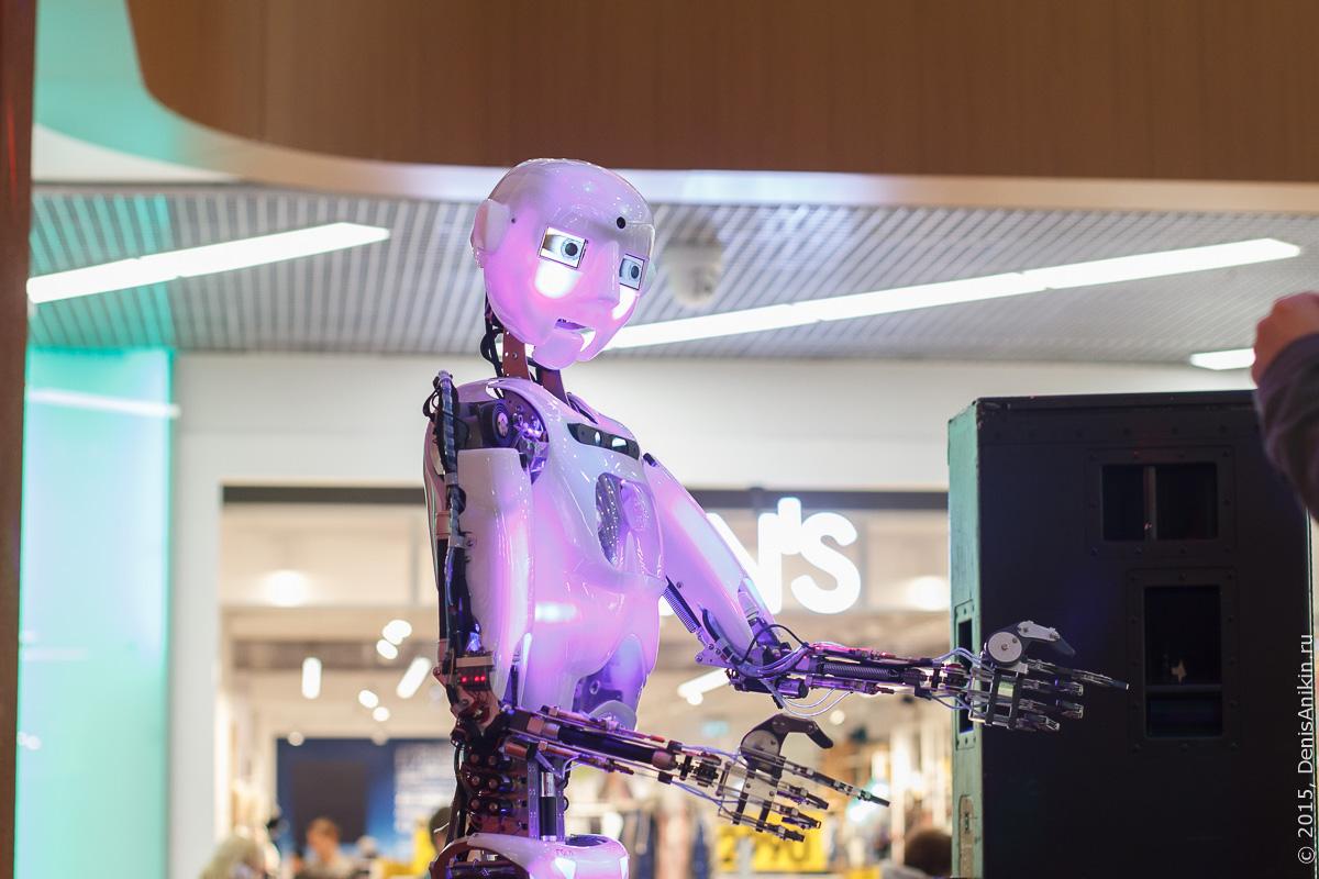 Pro Robot Шоу 17