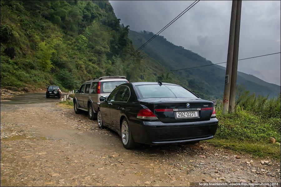Автомойка во Вьетнаме
