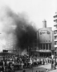 CAIRO CINEMA BURNS