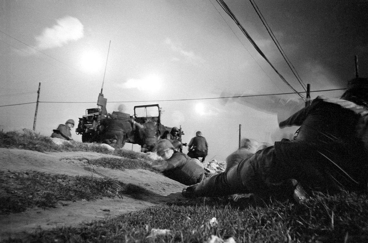 media coverage in the vietnam war