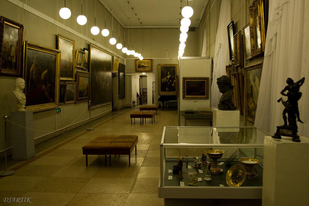 Музей Машкова
