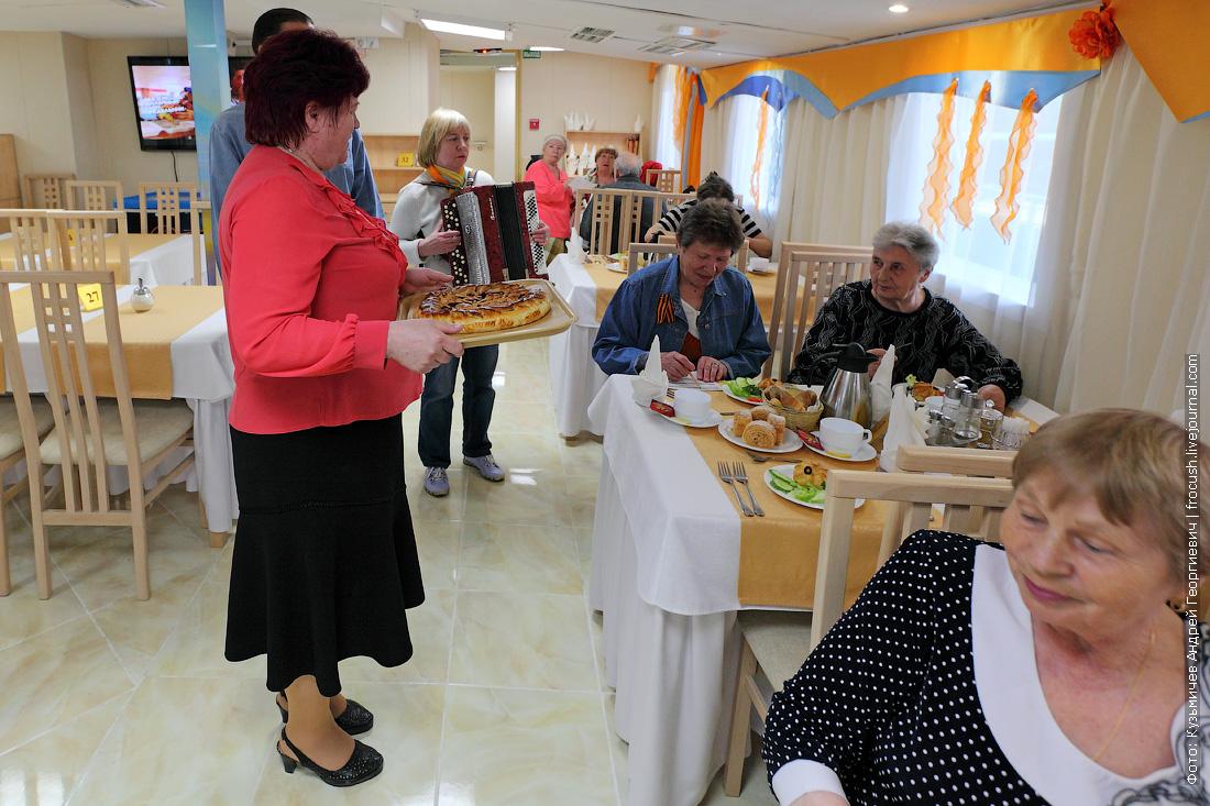 ресторан Руси Великой