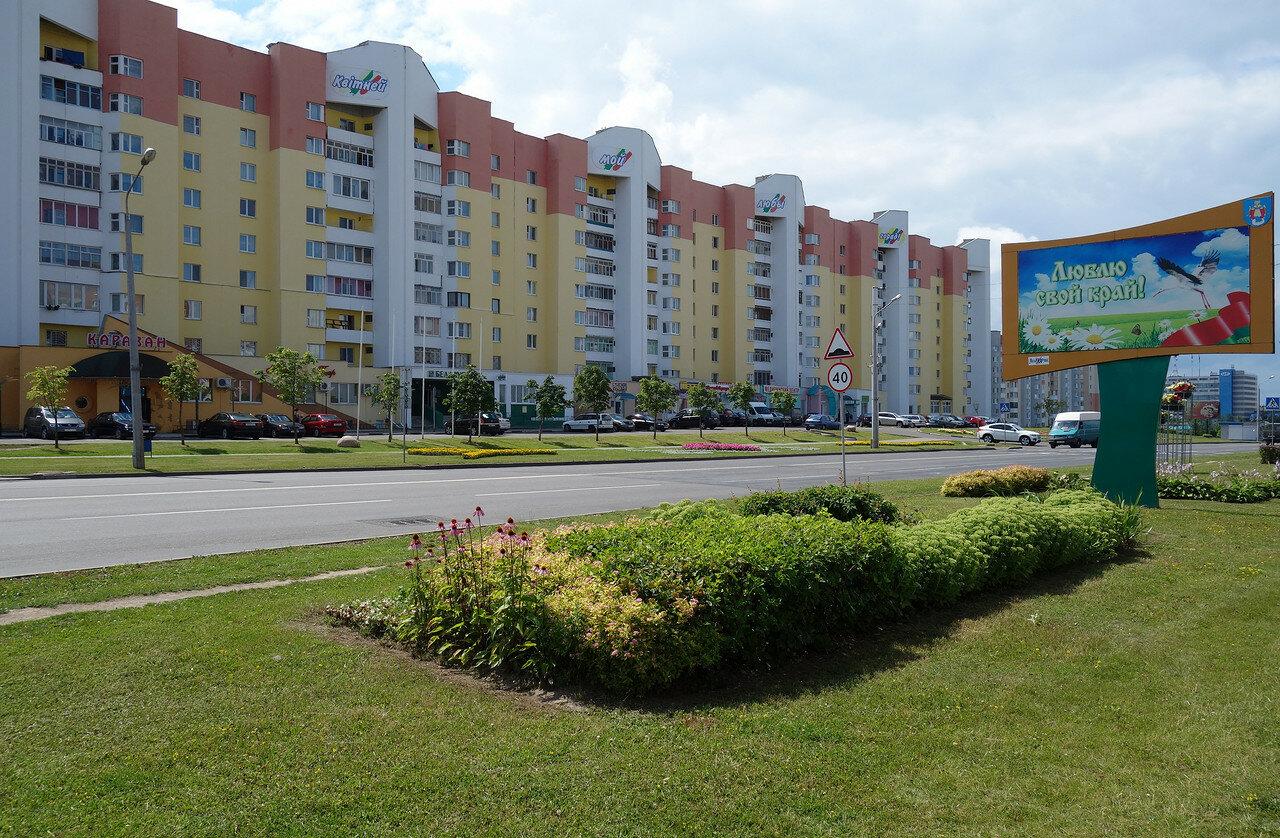 улица Великий Гостинец
