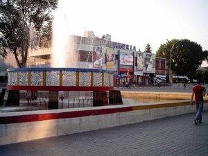 В Бельцах построят новый фонтан на центральной площади