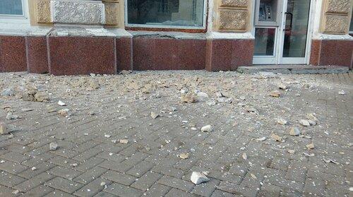 Здание примарии Кишинёва находится в аварийном состоянии