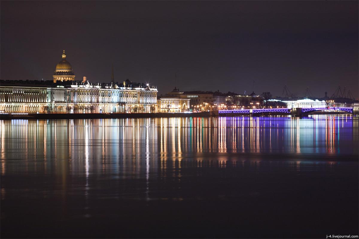 фото, фотография, Петербург, вечер, ночь, ночное фото