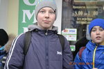 Поход в Ковалёвку 17.01.2015 г.