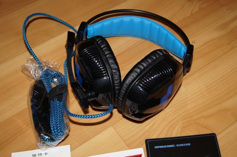 GearBest: Игровая гарнитура Sades A30 с неплохим звуком