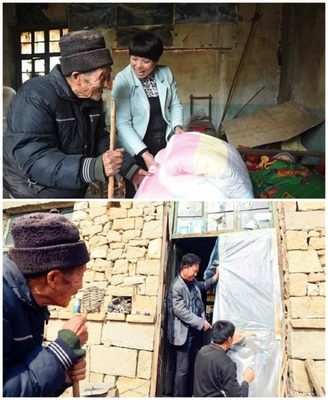 © Peoples Daily Online  Соседи ДуиЧжоу неостались равнодушными кихбеде. Они часто навещаю