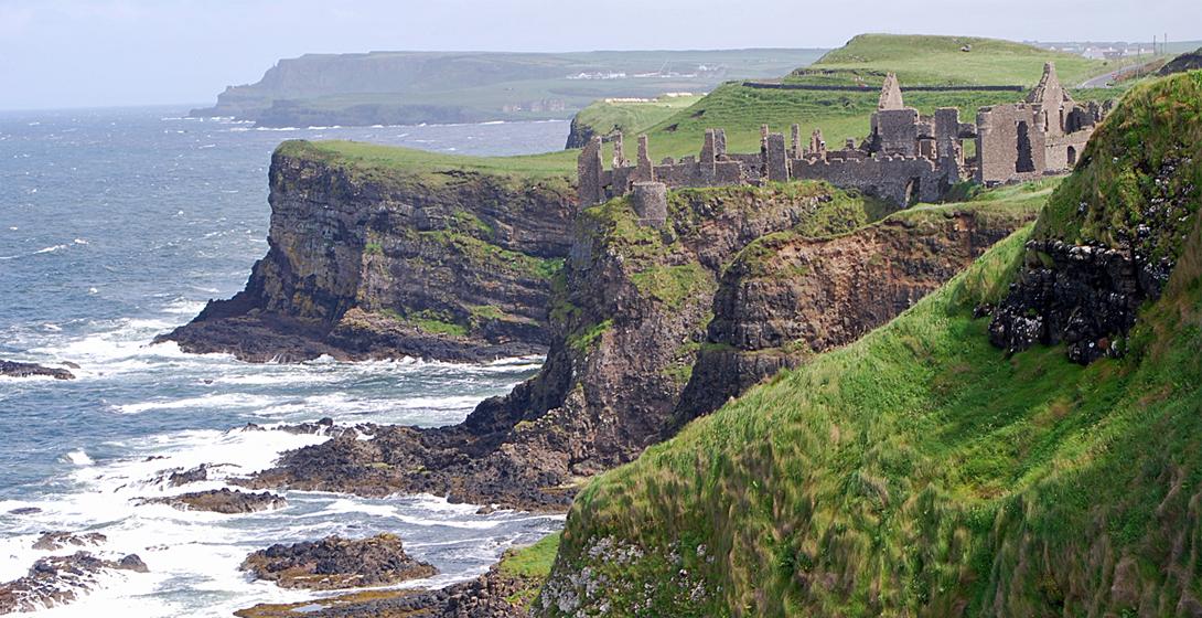 Железные Острова Мурлок Бэй, Северная Ирландия
