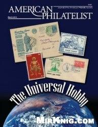 Книга American Philatelist. 2013 No. 3