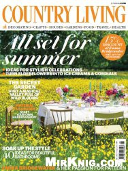 Country Living - June 2014 UK