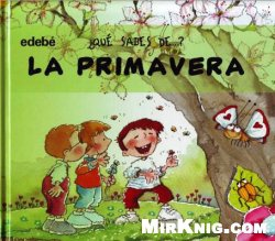Книга ¿Qué sabes de...la primavera?