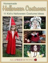 Книга Homemade Halloween Costumes: 11 Kid's Halloween Costume Ideas