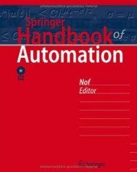 Книга Springer Handbook of Automation