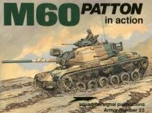 Книга M60 Patton in action