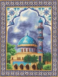 Журнал PANNA АС-762 Мечеть