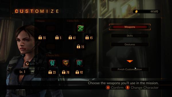 Режим Raid Resident Evil: Revelations 2 0_10577a_c0f15086_orig