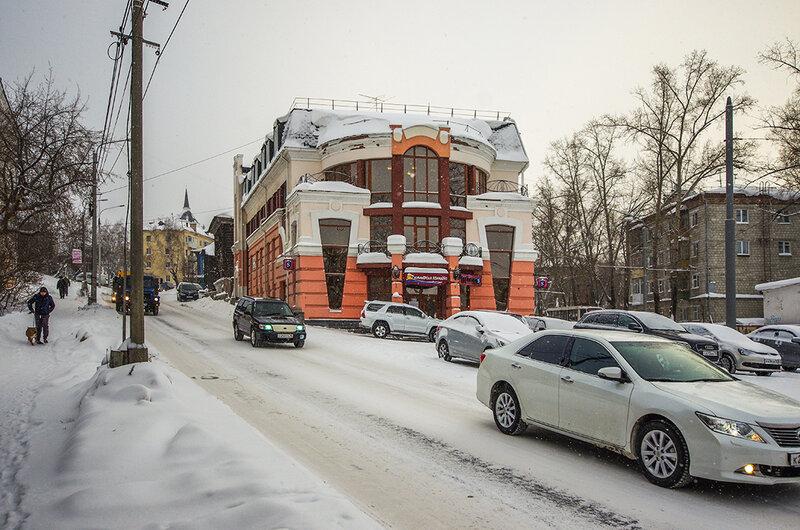 Томск сегодня